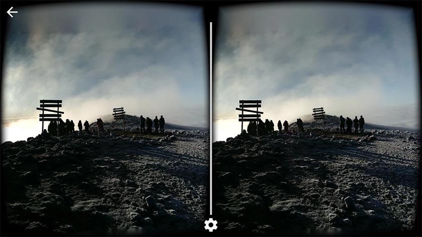 Pahvikamera - parhaat VR-sovellukset Google-pahville