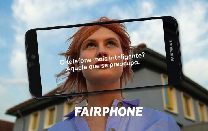 Fairphone 3: modulaarinen älypuhelin saapui Portugaliin hintaan 449,99 € 1