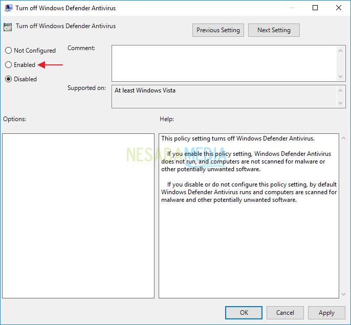 Uma solução a superar Windows Encontradas ameaças do Defender Antivirus