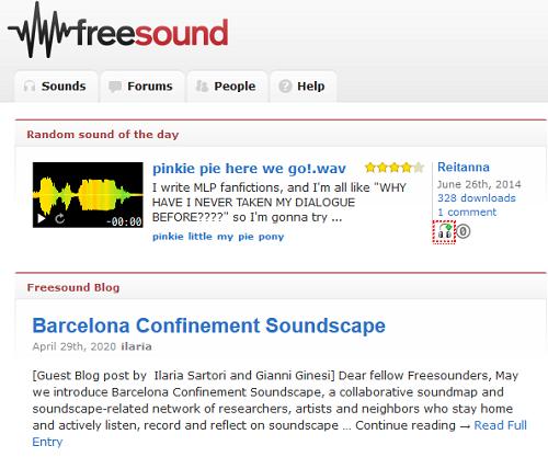 Paras verkkosivusto löytää ilmaisia ääniefektejä ilman rojaltivapaita 5