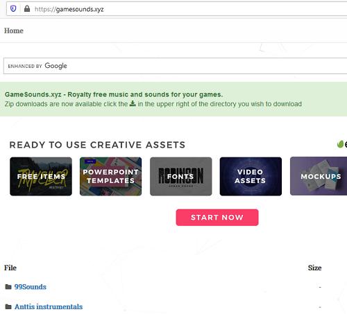 Paras verkkosivusto löytää ilmaisia ääniefektejä ilman rojaltivapaita 6