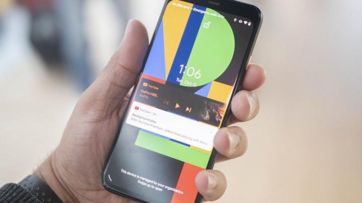 Я купил смартфон Pixel 4, и Google отправил вам 10 единиц 3