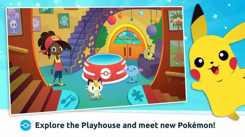 Pokemon Playhouse - parhaat pokemonpelit