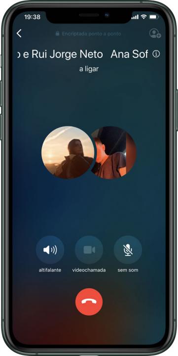 Vihje: Kuinka tehdä ryhmävideopuheluita WhatsApp-sovelluksen kautta iPhonessa 3
