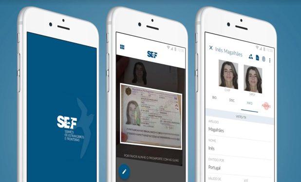 SEF Mobile: мобильное приложение уже включило более 75 000 пограничных контролей
