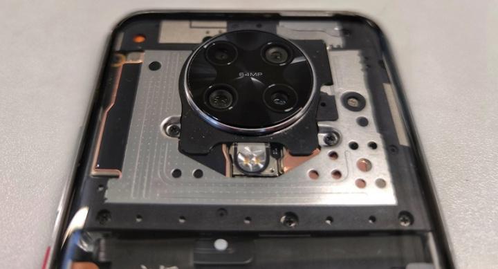 Redmi K30 Pro с прозрачной спинкой раскрывает Xiaomi 2