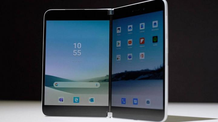 Microsoft Surface Duo будет иметь 11 Мп камеру, Snapdragon 855 и 6 ГБ ОЗУ 3