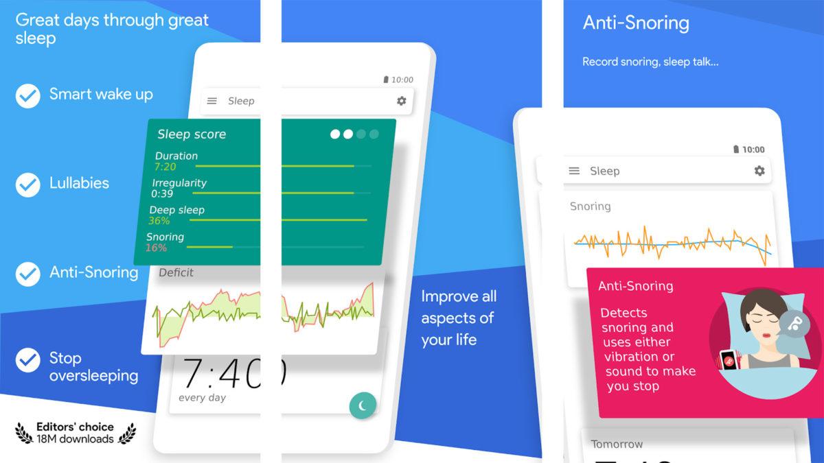 Nuku kuvakaappauksena Android 2020: sta