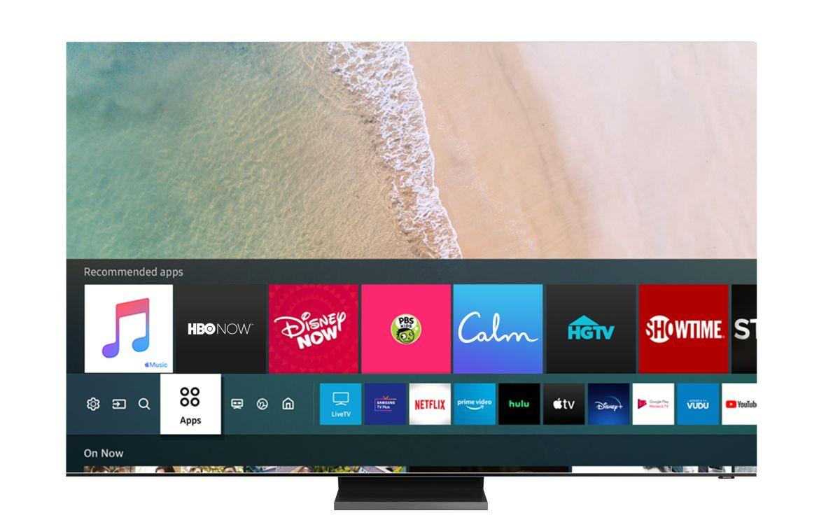 Apple  Musiikki on nyt saatavana Samsung Smart TV -televisioissa 1