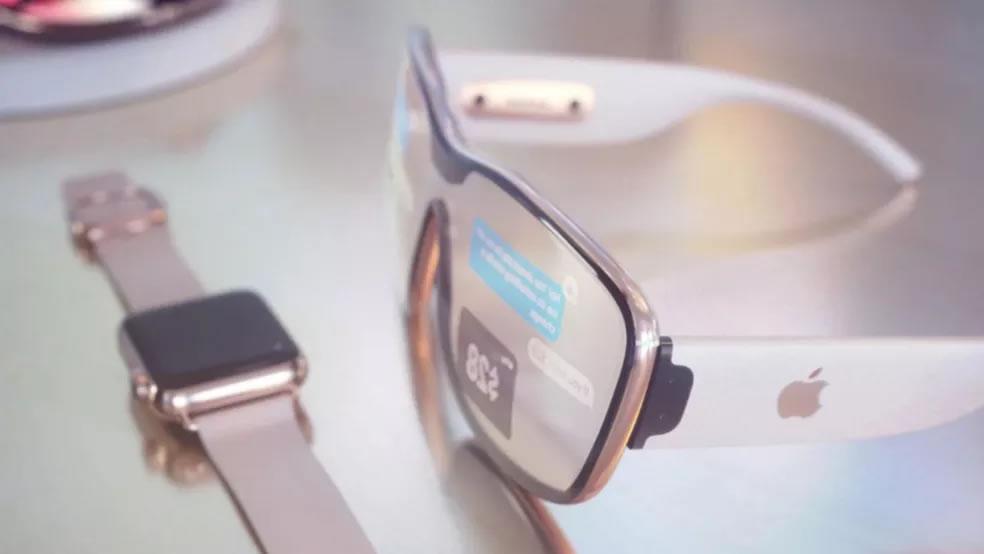 Apple Lasit: yksityiskohdat lisätyn todellisuuden lasista Apple