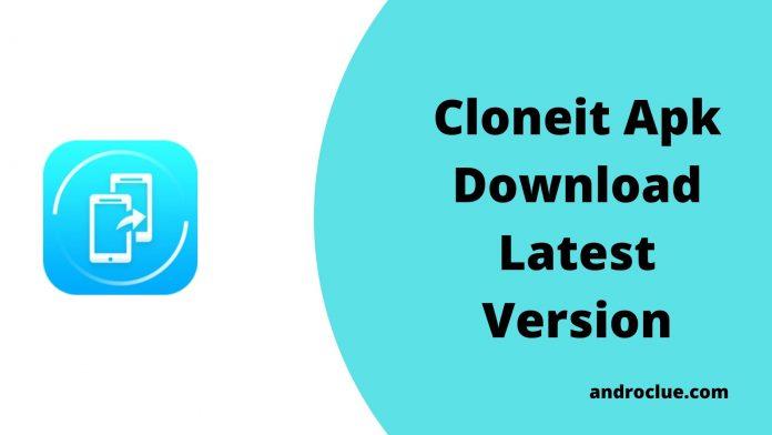 CLONEit Apk Lataa uusin versio Android-laitteille (2020) 1