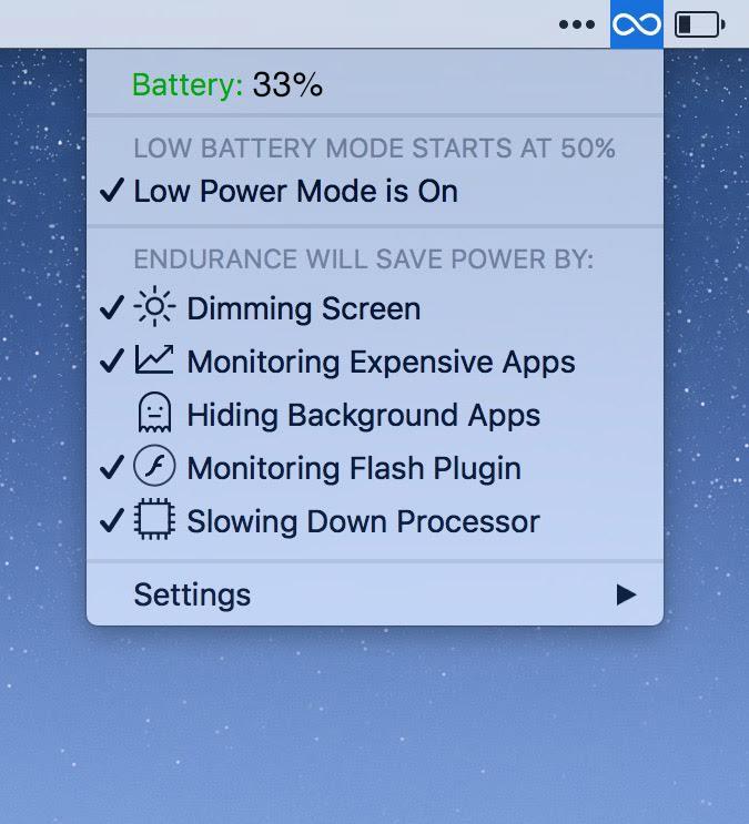Kestävyys lisää Mac-tietokoneesi suorituskykyä uskomattomilla energiansäästöominaisuuksilla 3