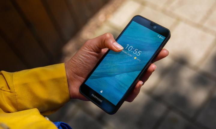 Fairphone 3: vihrein älypuhelin saapui Portugaliin 449,99 eurolla