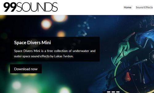 Paras verkkosivusto löytää ilmaisia ääniefektejä ilman rojaltivapaita