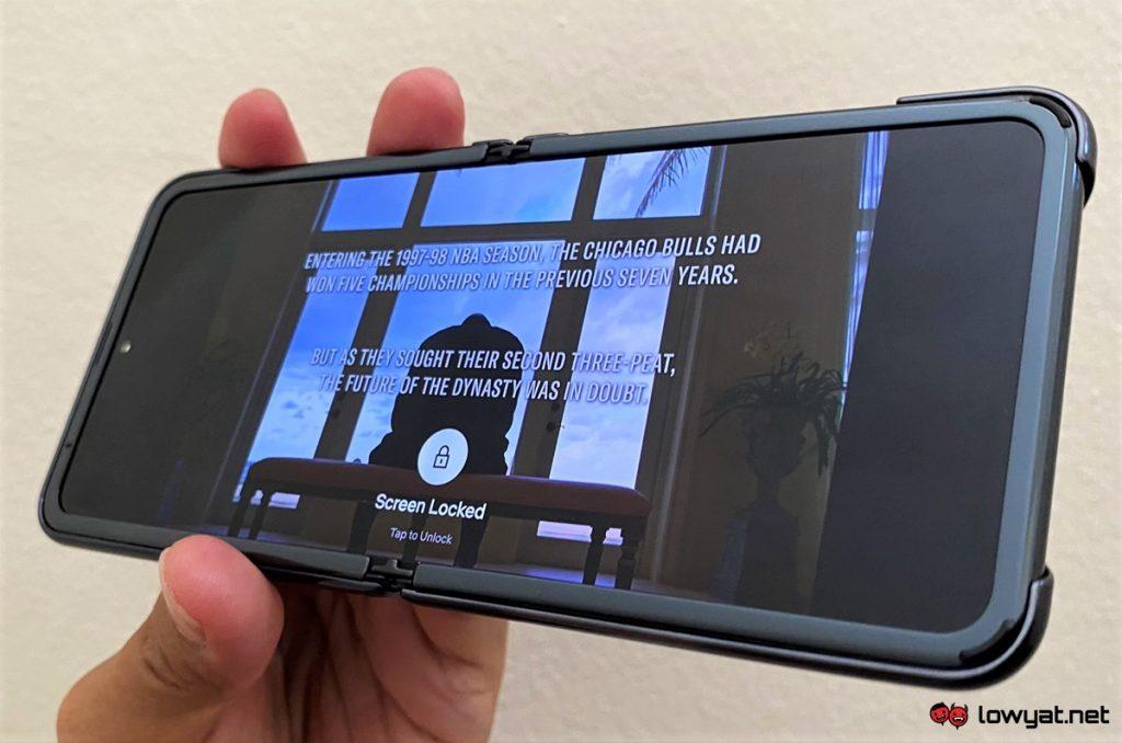 Netflix lisää näytön lukitusominaisuuden Android-sovellukseen 1