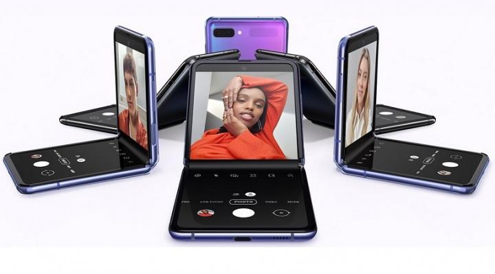 Yeni Samsung Galaxy Flip ilə 2 üç kamera ilə gələ bilər 1