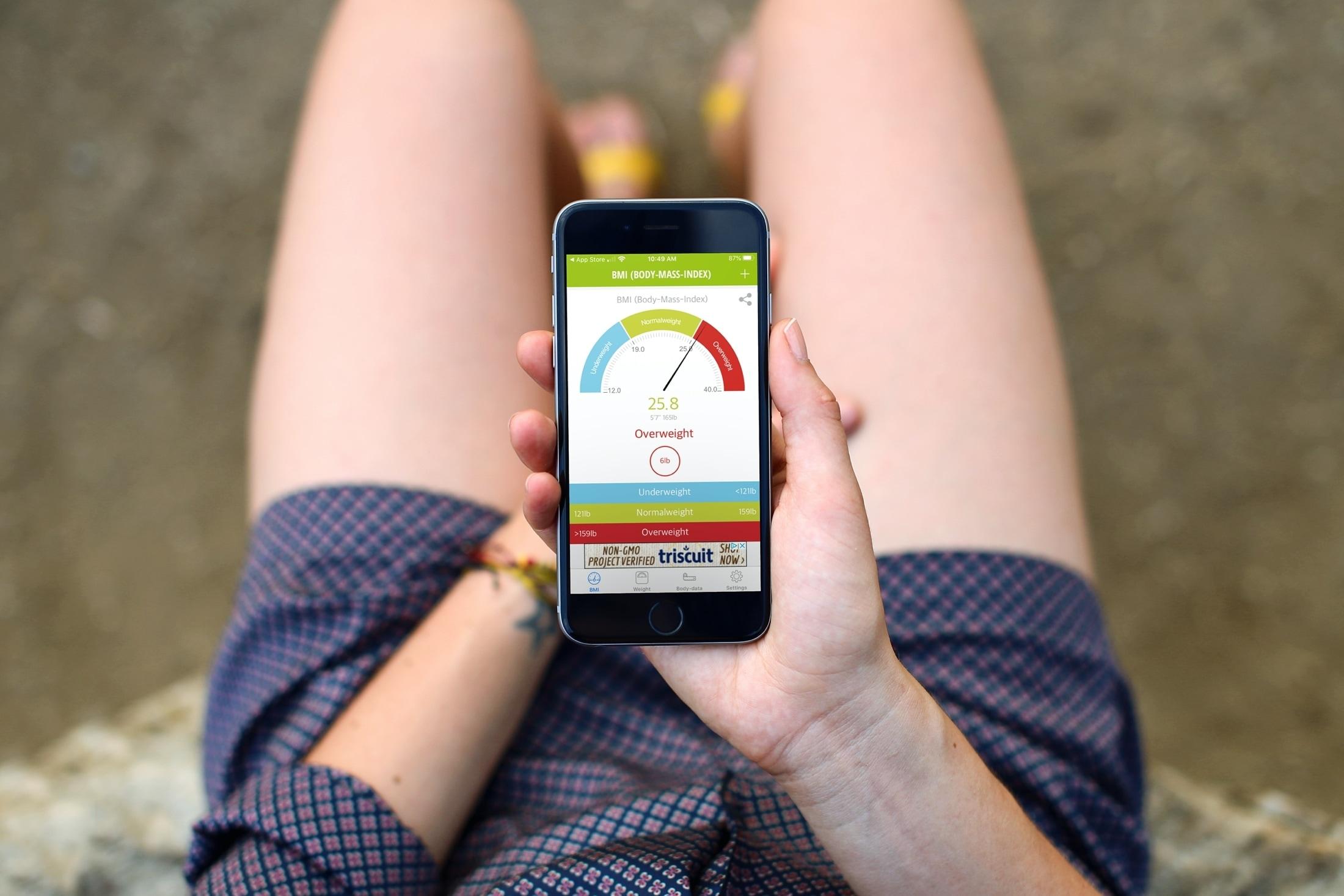 BMI-laskimet iPhonelle - aktiBMI