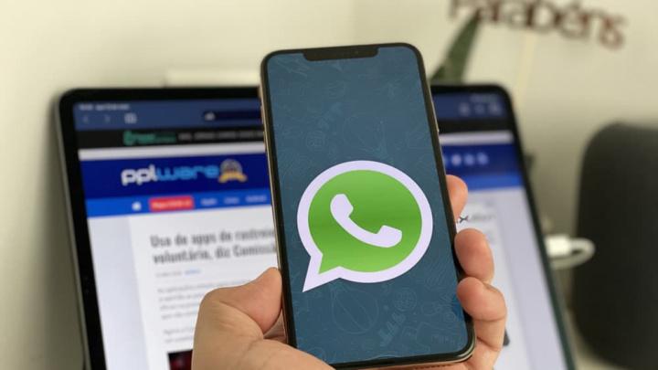 WhatsApp-kuva ryhmäpuheluilla iPhonessa