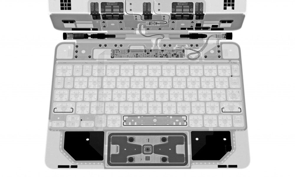 iFixit havaitsee AppleMagic-näppäimistön iPad Prolle on hienostuneempi kuin monet kannettavat tietokoneet