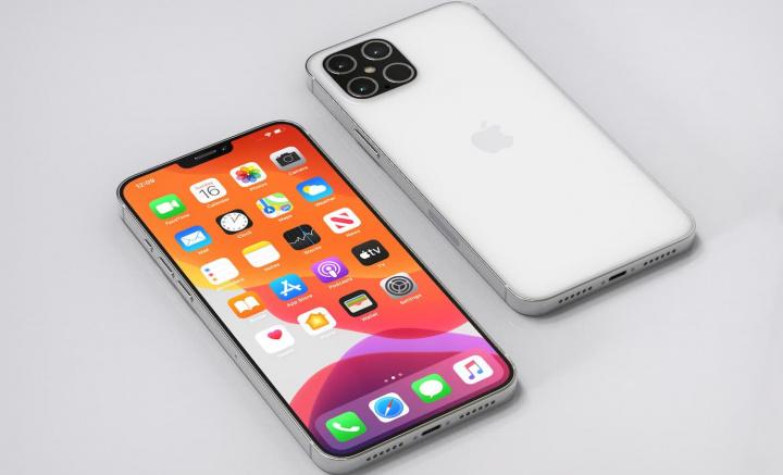 Bir iPhone 12 Pro-dan görüntü Apple