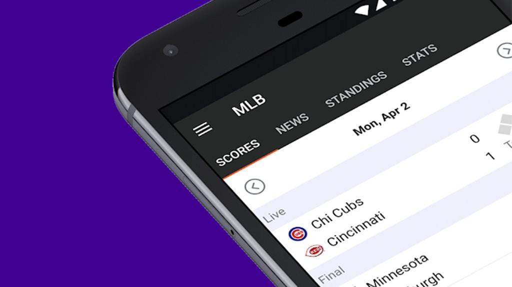 Esta é a imagem destacada dos melhores aplicativos de notícias esportivas no Android