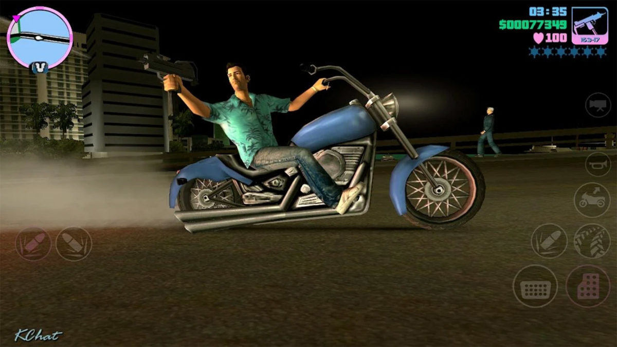 Grand Theft Auto Vice City parhaat gangsteripelit ja maffiapelit