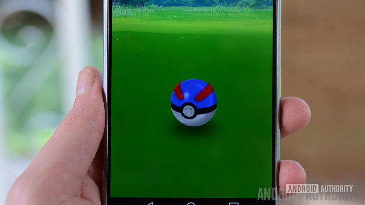 Photo Pokemon menee yhteen parhaista peleistä, kuten Pokemon Androidilla