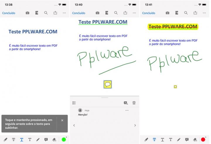 Узнайте, как вводить текст и подписывать PDF-файлы с Android или iOS 5