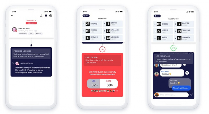 Miejsce to nowa aplikacja Facebook na wydarzenia na żywo 3