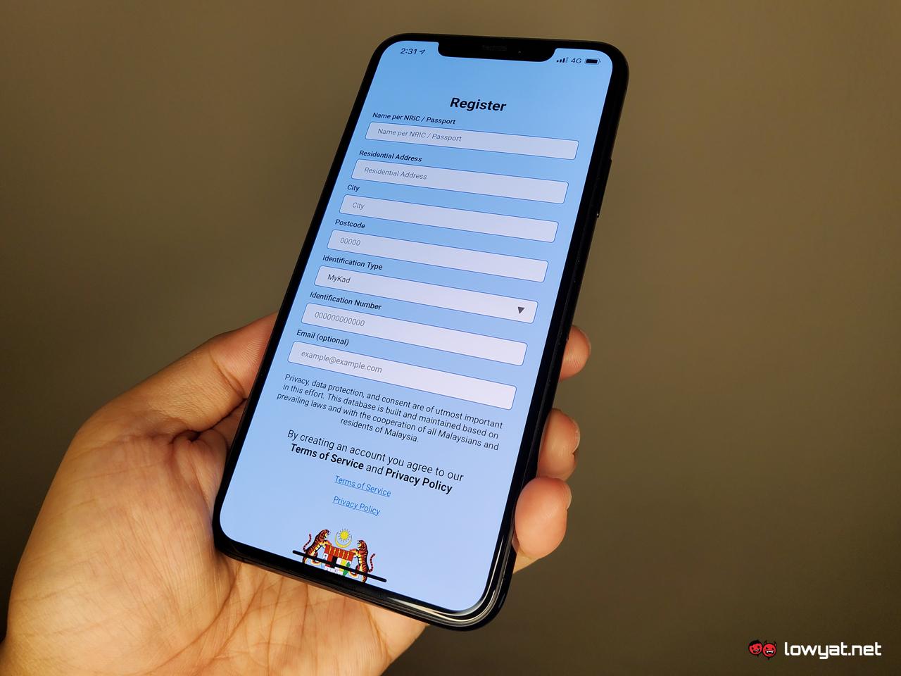 Gerak Malaysia App; Tärkeitä asioita, jotka sinun on tiedettävä 4