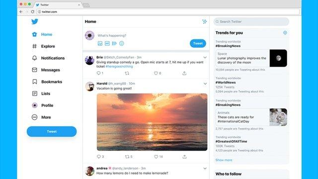 Twitter sulkee vanhan työpöytämallin vanhemman version