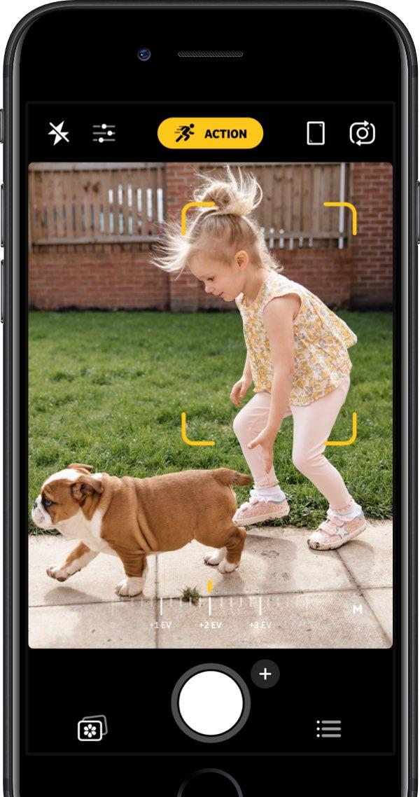 O Camera + usa o poder do aprendizado de máquina para realizar feitiços em suas fotos 2