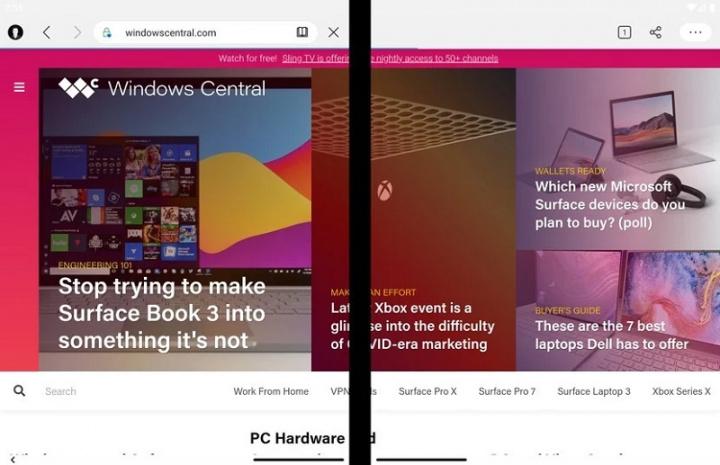 Zobacz, co aplikacje Microsoft Android mogą zrobić na Surface Duo 3