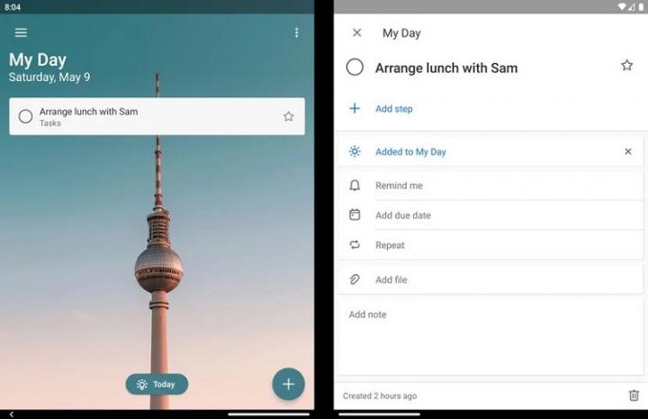 Zobacz, co aplikacje Microsoft Android mogą zrobić na Surface Duo 7