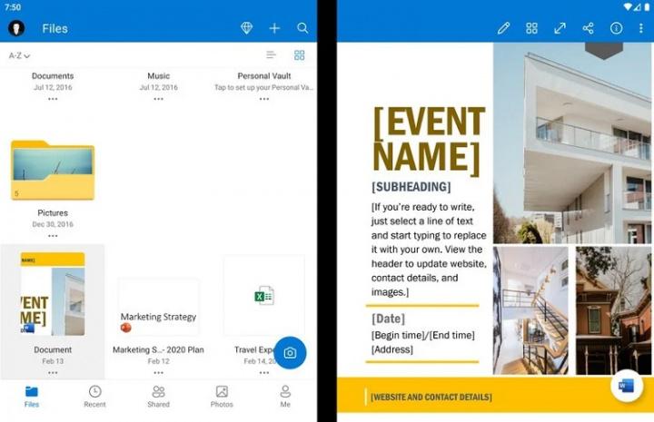 Zobacz, co aplikacje Microsoft Android mogą zrobić na Surface Duo 8