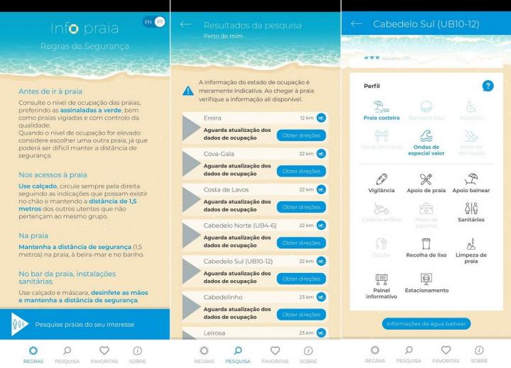 Skontrolujte tieto aplikácie skôr, ako pôjdete na pláž [Android/iOS]