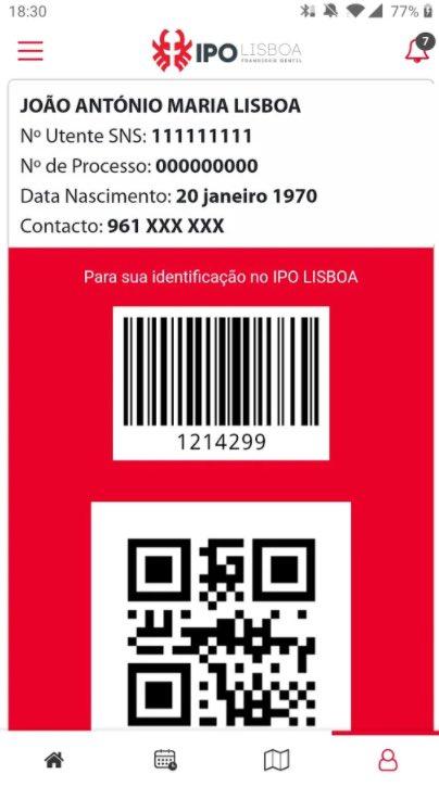 MyIPO Lisboa: mobilná aplikácia pre pacientov s IPO 4
