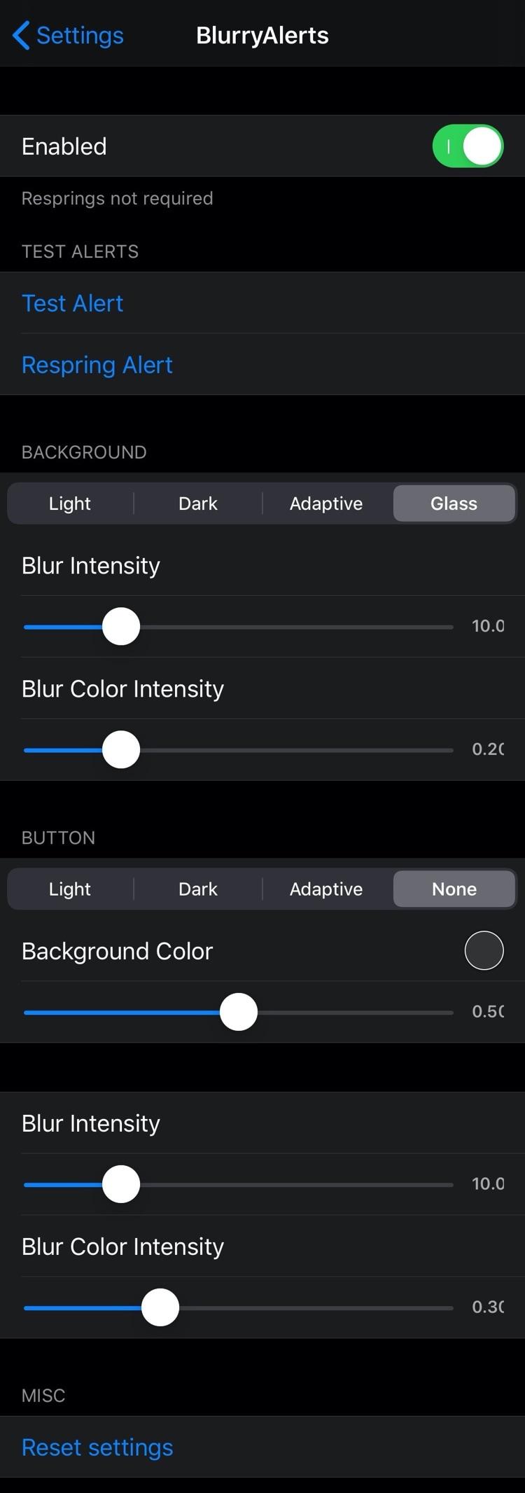 BlurryAlerts predstavuje upozornenia inšpirované televízorom pre zariadenia iPhone a iPad s jailbroken 2