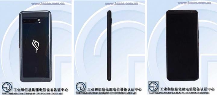 Vo videu sa objaví telefón ASUS ROG Phone III a zobrazuje celý dizajn smartfónov 2