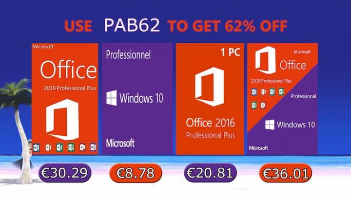 Što imaju: Antivirus, Office 2019 i Windows 10 uobičajenih?  Nevidljive cijene ... 2