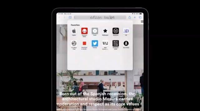 Len prines Apple na WWDC20 5