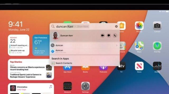 Len prines Apple na WWDC20 2