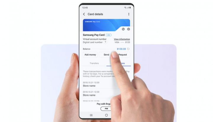 Platobná karta Samsung sa pripravuje na cestu do Európy