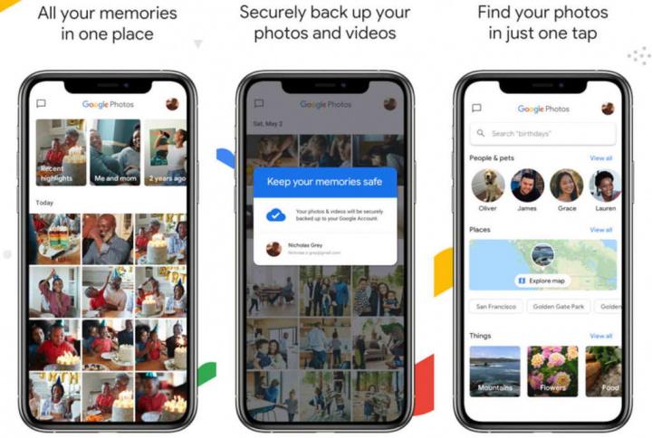 Fotos do Google Notícias em vídeo