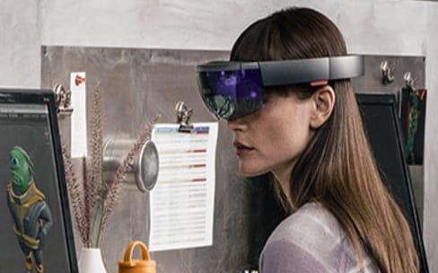 Do HoloLens 2Microsoft opracowuje własny układ sztucznej inteligencji