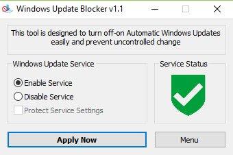 Windows  blokowanie aktualizacji