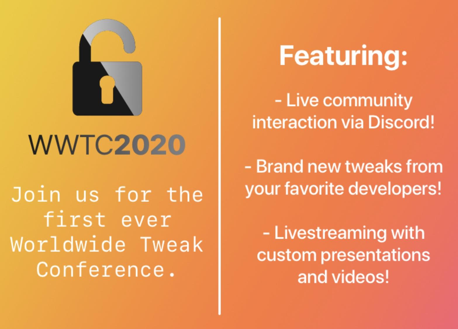 Jailbreakers sa tento týždeň predstavili vo forme WWTC 2020 1