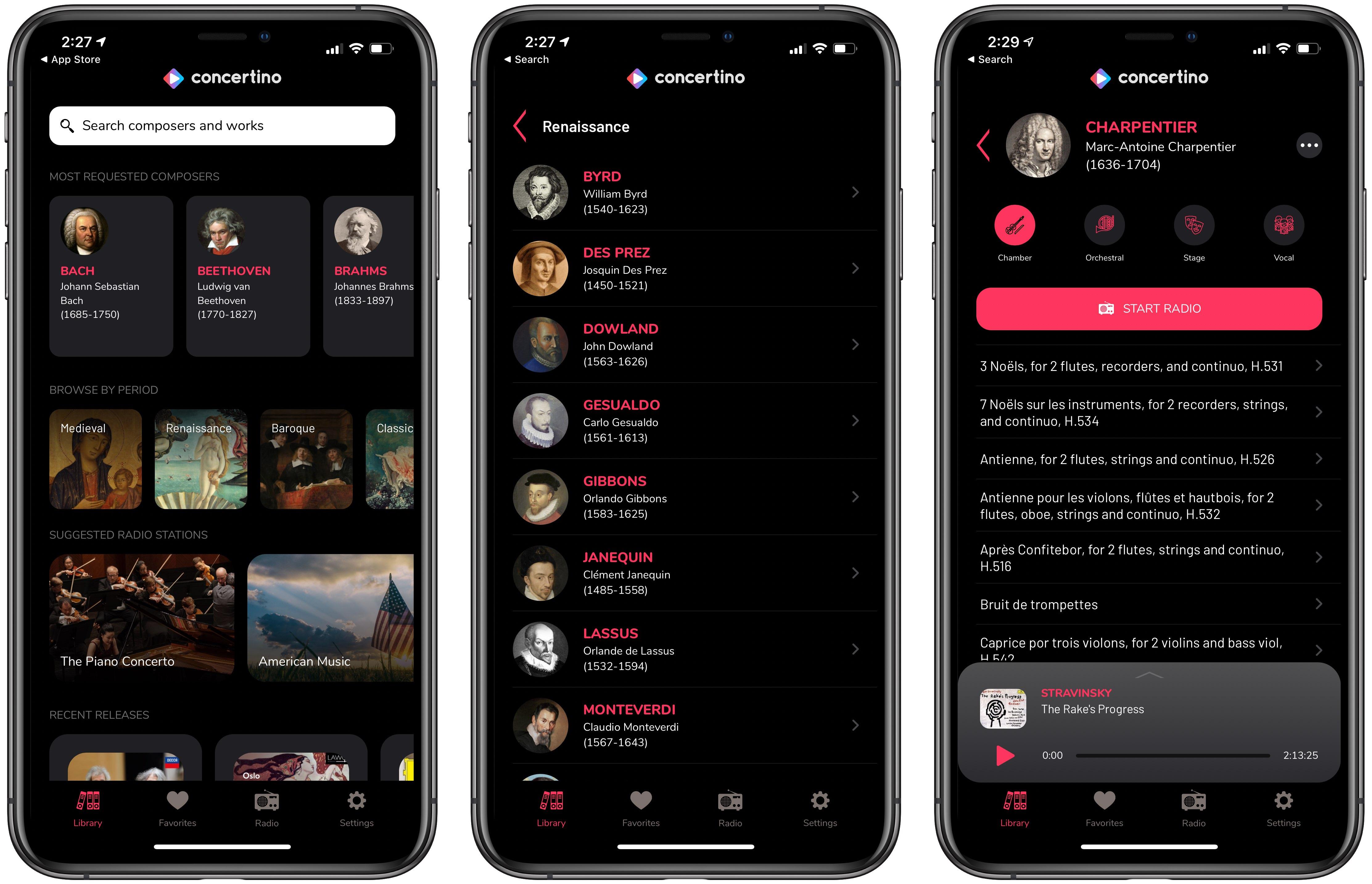 Marcas Concertino para iPhone Apple Música e música clássica finalmente se combinam 1