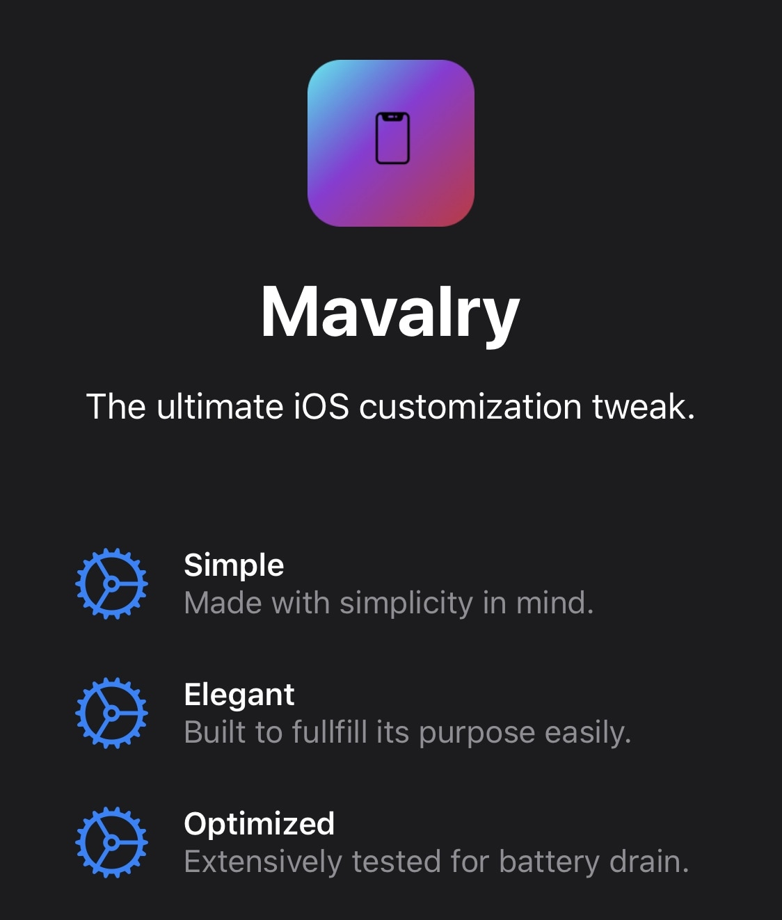 Mavalry poskytuje univerzálnu opravu iOS pre neoceniteľné zariadenia na útek z väzenia 1