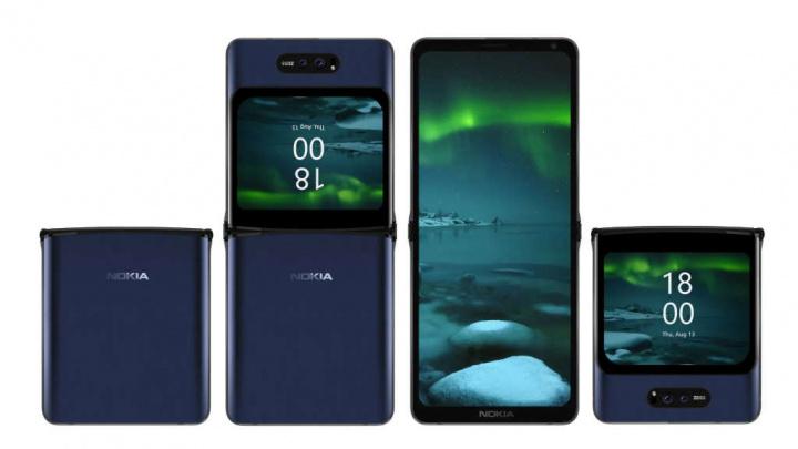 Nowość składanego smartfona Nokia